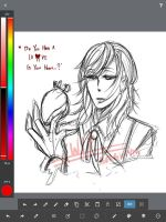 New Creepypasta Puppet (?) Oc WIP (Heart Seeker) by BoXGirlVivi