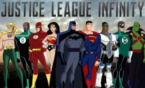Justice League Infinity by Daviddv1202