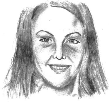 Quick Sketch of my aunt Kelly by BLACK-METAL-WOLVEN