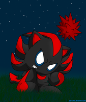 Shadow Chao by Zipo-Chan