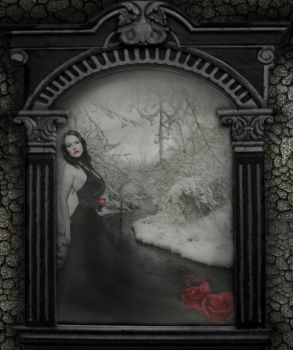 Snow White by SlientSweetSerenity
