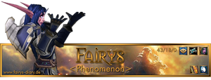 WoW - Fairys lvl 70 Signature by nuexxchen