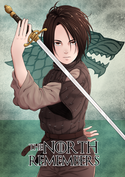 The NORTH REMEMBERS by kilaquin