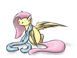Flutterscarf by Nos-talgia