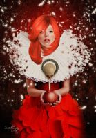 Red Apple by SuicideOmen