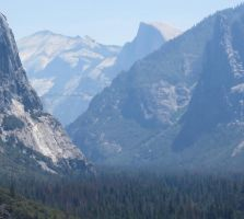 Half Dome by ShipperTrish