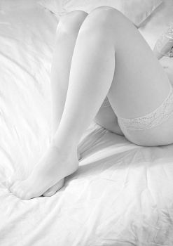 White Stockings by terryt68