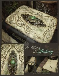 the Book of Making by LuthienThye