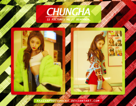 Photopack 2850 // Chungha (Offset). by xAsianPhotopacks