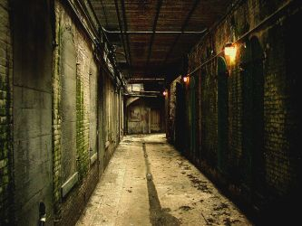 Access tunnel by Gangrell