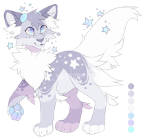 The Stars in Your Eyes - Adopt Auction - Closed by Felispirit