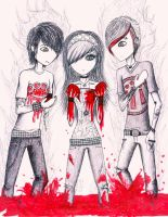 I am the one that bleeds by amarenna