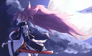 Baiken Commission by 4rca