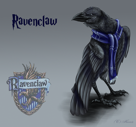 Ravenclaw by hecatehell