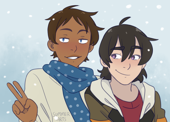it's cold outside by summer-draws