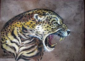 Livid Leopard by HouseofChabrier