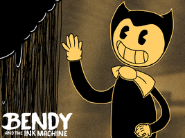 Bendy And The Ink Machine by marigetta777
