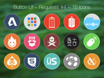 Button UI ~ Request #4 by BlackVariant