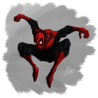 The Superior Spider-Man by ArmandDj