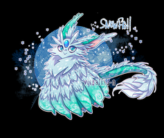 ADOPT AUCTION Snowfall [CLOSED] by visualkid-n