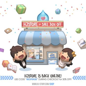 Store Reopen by hjstory