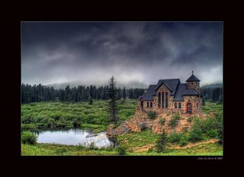Landscape of the Lord by kkart