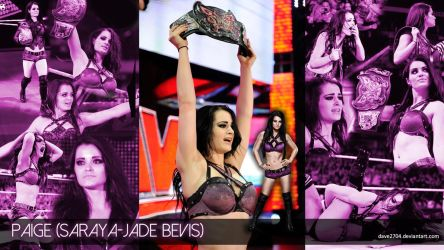 WWE DIVA PAIGE WALLPAPER HD By Dave2704 On DeviantArt