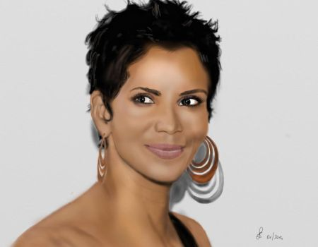 Halle Berry by Saryetta86