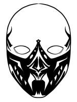 WoaTF mask 5 by ssninc by NecroTechno