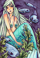 Mermaid's Water by ohmonah