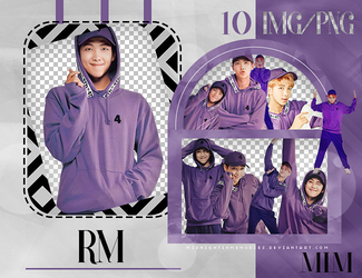 Pack PNG // RM 14 by MidnightInMemories
