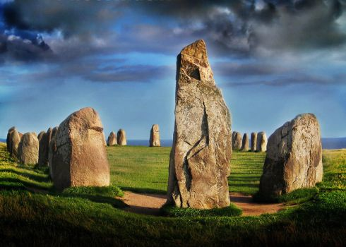 Ale Stones HDR by carlzon