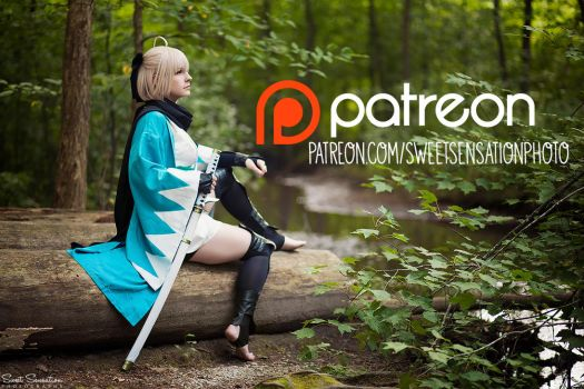 Follow me on Patreon - It's free! by EnchantedCupcake