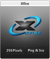 Xfire - Icon by Crussong