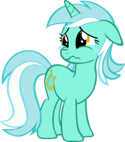 No, don't cry, Lyra...it's too sad... by cthulhuandyou