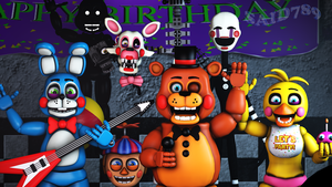 Toy Gang (remake) by said7895