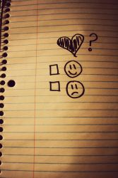 Love me: Yes or No? by shaina74