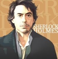 Holmes.. by Hallpen
