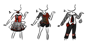 Outfit Adopts PENDING by MaiaSadoptsNstuff