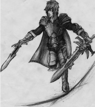 Frostmorne by TheDeviantSketcher