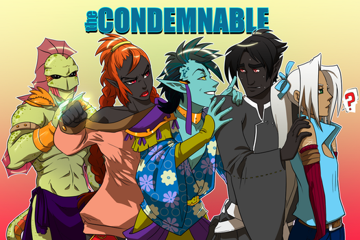 Condemnable - Ascended Ones by Bhryn