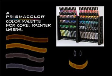 Prismacolor for Painter by bolsterstone