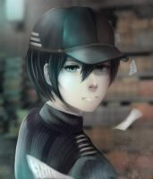10th favorite character 2017: Shuichi Saihara by TTAlwins