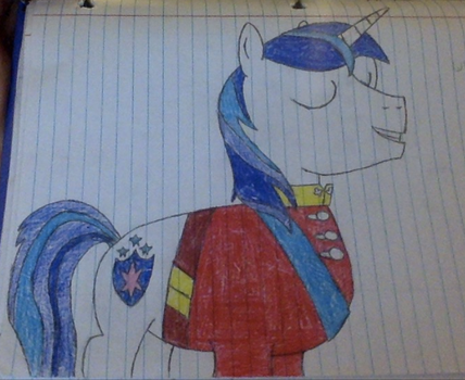 Shining Armor by LyricArchive