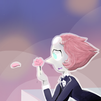 Why Can't I Move On -=- Pearl Steven Universe by Natidot