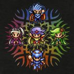 FF4 To the Center of the Moon by likelikes