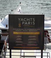 Board at Yachts de Paris by EUtouring