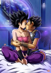 OTP : Caulifla X Cabba by Maniaxoi