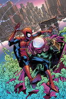 Spider-Man VS Mysterio by Furlani