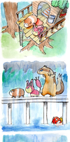 if I lived in a Pokemon world...